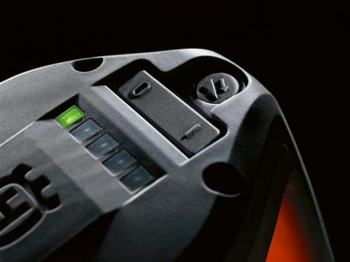 Светодиодный индикатор нагрузки